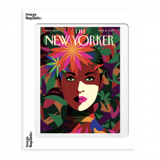 Affiche The Newyorker favre spring to mind - 56 x 76 cm