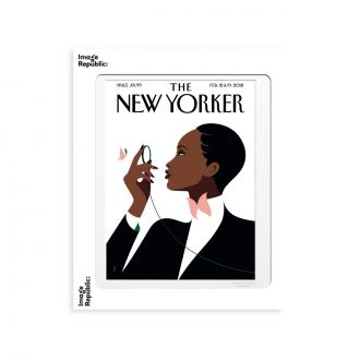 Affiche The NY 159 Favre Butterfly Effect 30x40cm