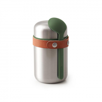 Pot Isotherme Food Flask Olive 400ml
