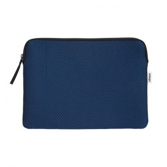 "Pochette Zip Macbook Pro 13"" Modern Blue"