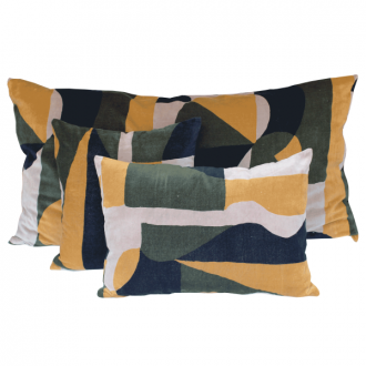 Coussin Arty Safran S
