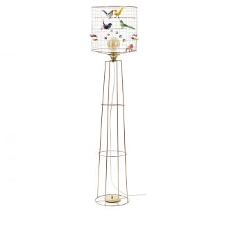 Birdcage Lampstand