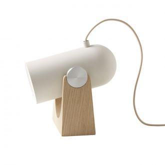 Le Klint - Carronade Beige Table/Wall Lamp