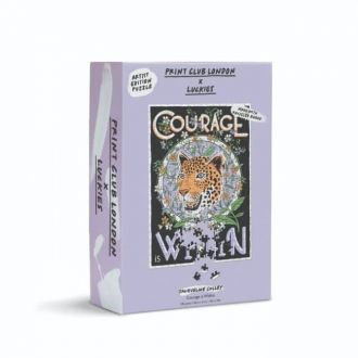 Puzzle Courage is within - Jacqueline Colley - 500 pièces