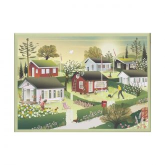 Puzzle 1000 Small Houses
