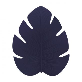 Set de table Terra Nova Monstera Bleu PDV01573