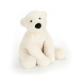 Peluche Ours Polaire Perry MM