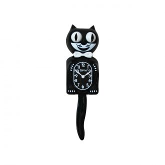 Horloge Kit Cat Chat noir