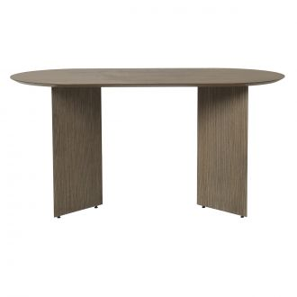 Plateau de table Mingle Oval - Dark