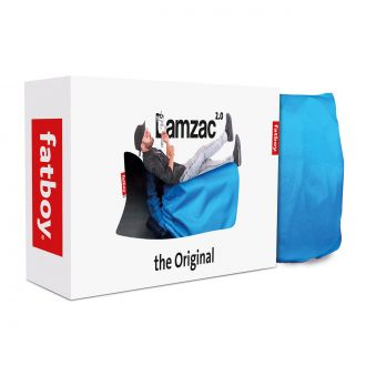 Lamzac® The Original 2.0 Aqua Blue Pouf