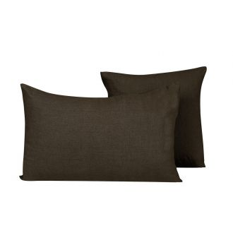Coussin Propriano brownie M