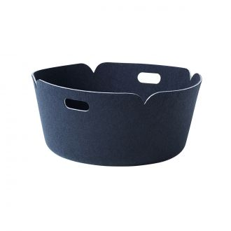 Panier Restore Rond Midnight Blue