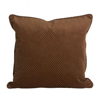 Coussin Romby Rouille