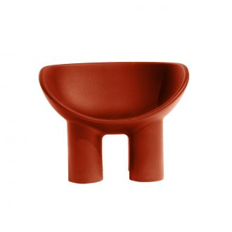 Fauteuil Roly Poly Red Brick Rouge