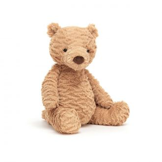 Peluche Ours Seymour - h 25 cm
