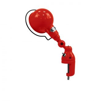 Signal SI302 Red Clamp Lamp