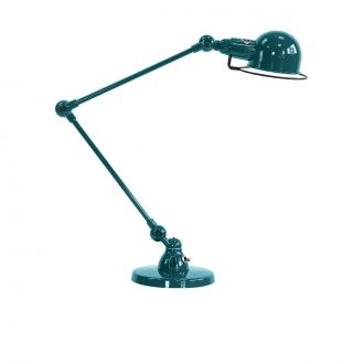 Signal SI333 Ocean Blue 2 - Arm Table Lamp