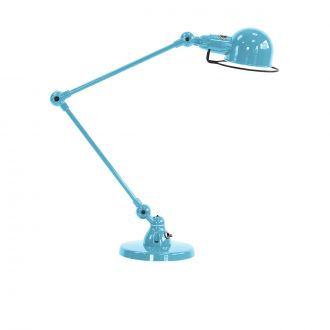 Signal SI333 Pastel Blue 2 - Arm Table Lamp