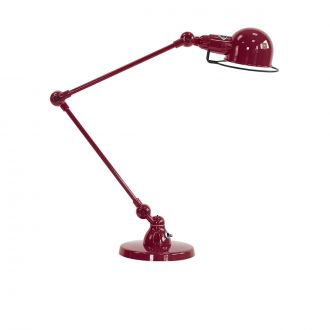 Signal SI333 Burgundy 2 - Arm Table Lamp