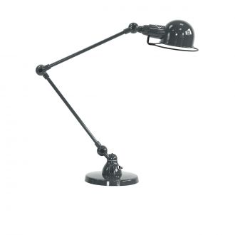 Signal SI333 Granite Grey 2 - Arm Table Lamp