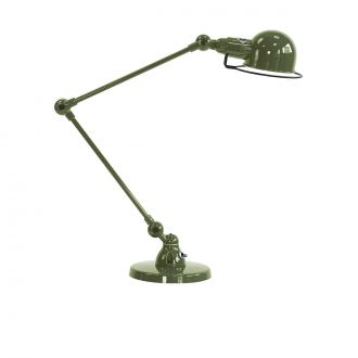 Signal SI333 Olive Green 2 - Arm Table Lamp