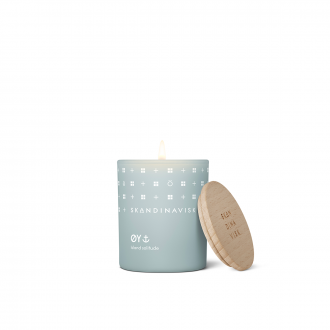 Bougie Parfumée y - Powder Blue 65g