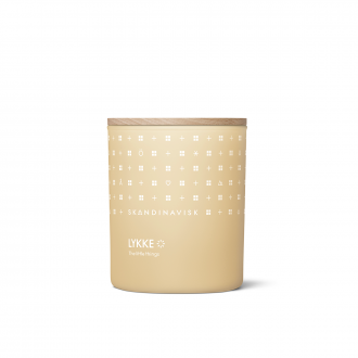 Bougie Parfumée Lykke - Powder yellow 200g