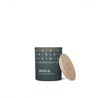 Bougie Parfumée Skog - Forest green 65g