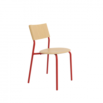 Chaise SSD Chêne Rouge Tomette