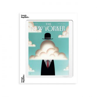 Affiche The NY 95 Staake The Cloud 30 x 40cm