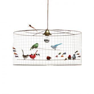 Birdcage Pendant Light Medium