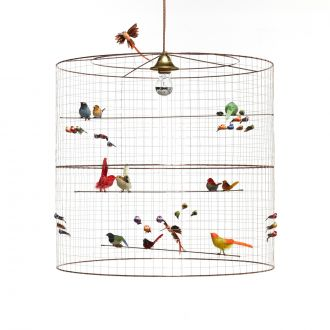 Birdcage Pendant Light Large