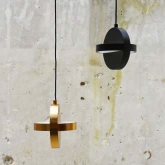 Golden Plus Pendant Light
