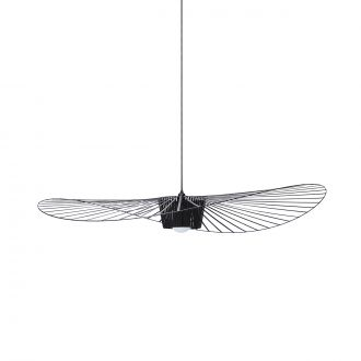 Vertigo Black Pendant Light - Large