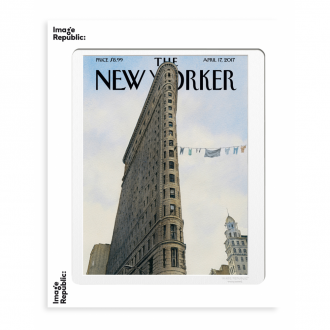 Affiche The Newyorker bliss fashion district - 56 x 76 cm