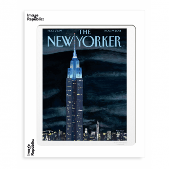 Affiche The Newyorker ulriksen empire 56x76cm
