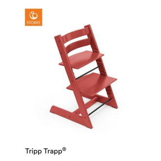 Assise bébé Tripp Trapp Warm Red