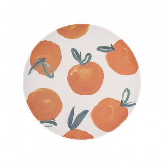 Plateau Bambou Sicilian Summer Orange