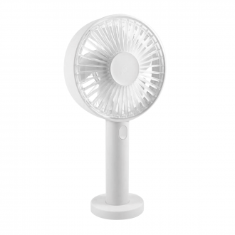 Ventilateur portable blanc