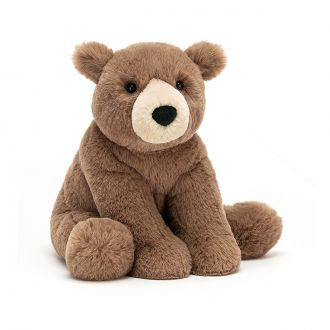 Peluche Ours Woody Medium