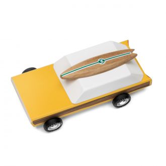 PETITE VOITURE CANDYLAB - WOODIE